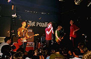 The Point, Oxford - 24 September 1998