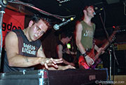 Bullingdon Arms, Oxford - 14 November 2001