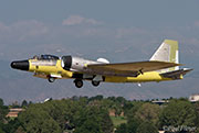 NASA927 WB-57F Flies for the first time in 41 years