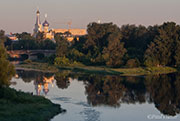 Vologda-Moscow by train